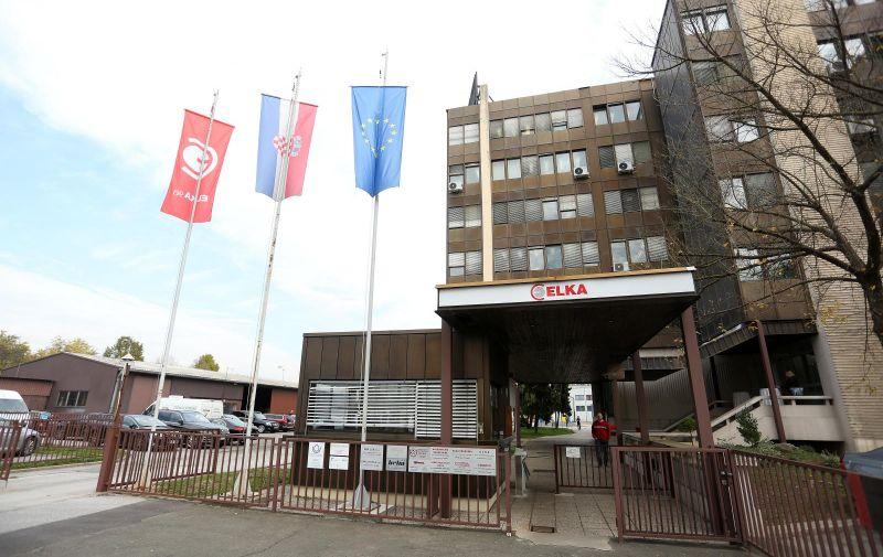 27.10.2017., Zagreb - Gradonacelnik Milan Bandic obisao je tvornicu Elka koja slavi 90 godina djelovanja. Photo: Borna Filic/PIXSELL