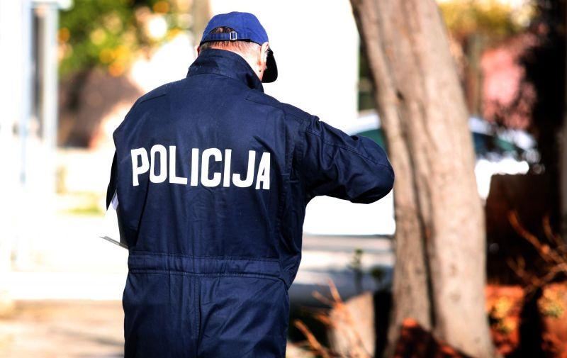 Policija tijekom dana obavlja očevid, a šteta se već sada čini ogromnom.