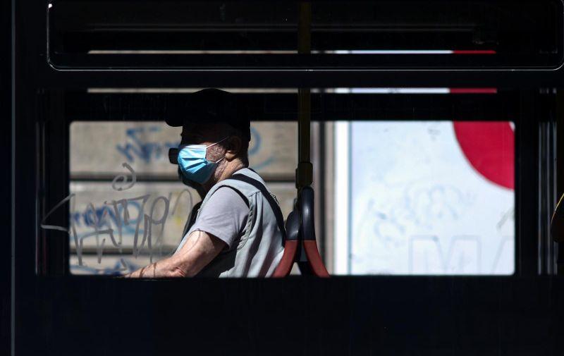 26.08.2020., Sarajevo, Bosna i Hercegovina - U posljednja 24 sata u Bosni i Hercegovini potvrdjena su 283 nova slucaja zaraze koronavirusom.  Photo: Armin Durgut/PIXSELL