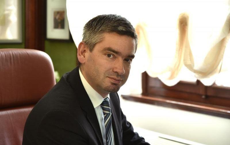 25.02.2015., Pula - Boris Miletic, gradonacelnik.  Photo: Dusko Marusic/PIXSELL