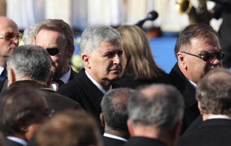15.02.2015., Zagreb - Inauguracija predsjednice Republike Hrvatske Kolinde Grabar Kitarovic. Dragan Covic.  Photo: Boris Scitar/Vecernji list