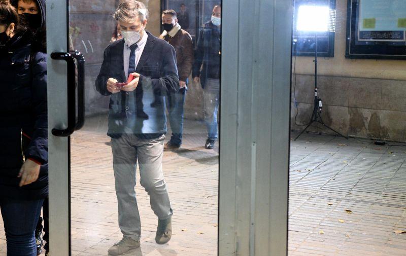 22.11.2020., Zagreb - Premijera dokumentarnog filma Kumek, redatelja Daria Juricana u kinu Studentskog centra.  Photo: Zoe Sarlija/PIXSELL