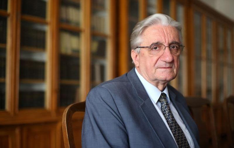 Zbog Covida 19 Miroslav Tuđman Zavrsio Je U Bolnici Na Respiratoru Je Telegram Hr
