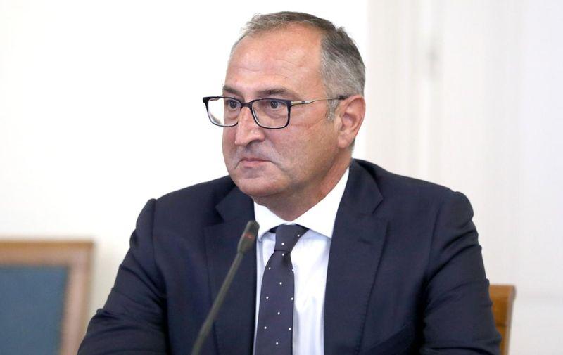 06.10.2021., Zagreb - Saborski Odbor za informiranje, informatizaciju i medije nastavio je danas razgovore s kandidatima za novog glavnog ravnatelja HRT.