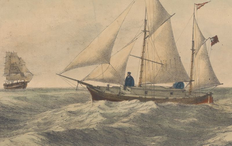 the smallest craft that ever made the voyage to and from America, PU6590 Članak se nastavlja ispod oglasa