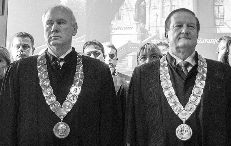 Čović s rektorom Borasom