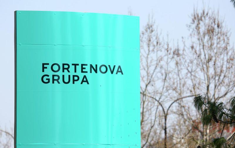 01.04.2019., Zagreb - Tvrtka Agrokor promijenila je naziv u Fortenova Grupa.  Photo: Borna Filic/PIXSELL