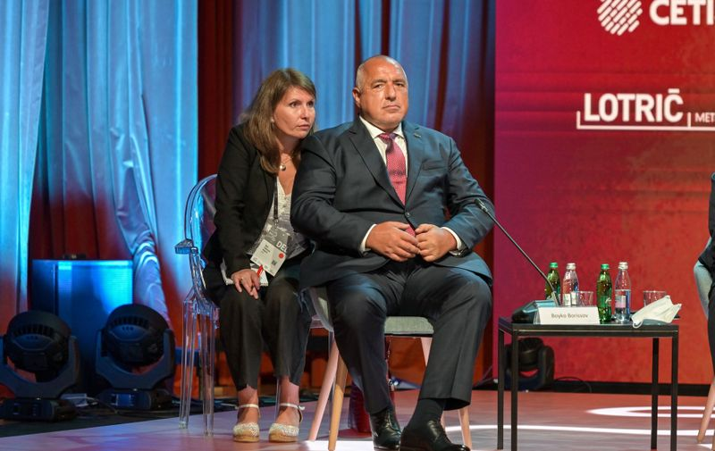 Bulgarian Prime Minister Bojko Borisov on Bled Strategic Forum Bled Strategic Forum, Challenges and Opportunities in the Post-COVID-19 World, Slovenia - 31 Aug 2020,Image: 555595059, License: Rights-managed, Restrictions: , Model Release: no