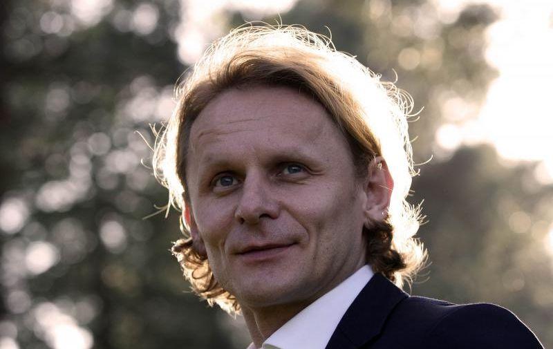25.04.2013., Umag - Microsoft WinDays13 Busines konferencija.  Ivan Djikic od 1997. godine voditelj je laboratorija za molekularnu biologiju tumora u Ludwigovom Institutu za istrazivanje raka u Svedskoj. Godine 2002. izabran je za redovitog profesora Medicinskog fakulteta Sveucilista Goethe u Frankfurtu.  Photo: Dusko Marusic/PIXSELL