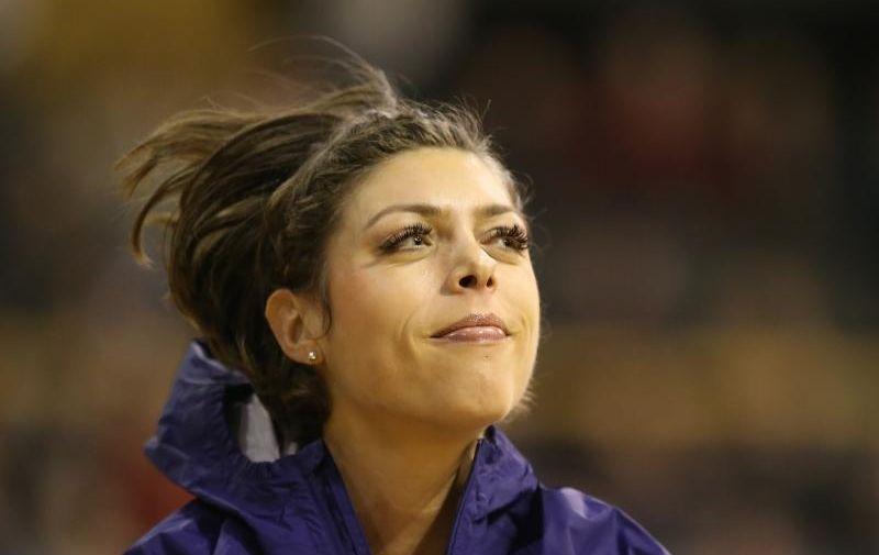 29.01.2016., Split - U Sportskom centru Gripe odrzan je dvoranski skakacki miting MASS High Jump Gala. Blanka Vlasic. Photo: Ivo Cagalj/PIXSELL