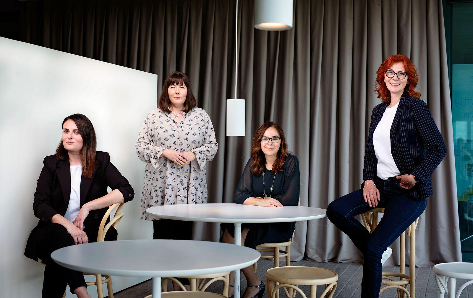 igrani tim: Ove četiri žene predvode digitalizaciju domaće industrije osiguranja