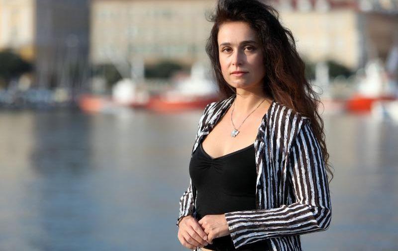 21.09.2011., Rijeka - Astrofizicarka dr. Dijana Dominis Prester s Odjela za fiziku Sveucilista u Rijeci.  Photo: Nel Pavletic/PIXSELL