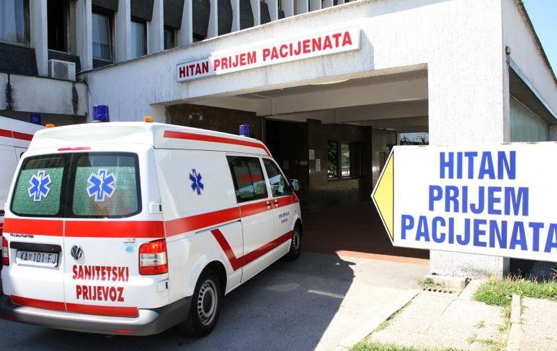 02.08.2012., Karlovac - Opca bolnica Karlovac. Photo: Kristina Stedul Fabac/PIXSELL