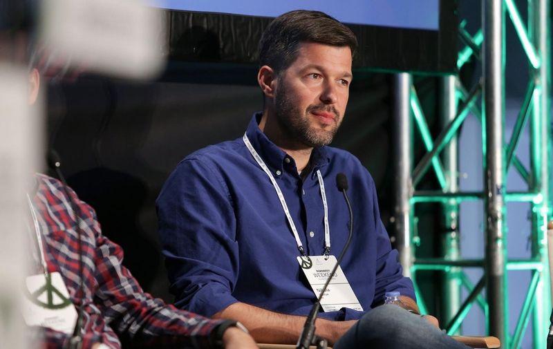 """21.09.2019., Rovinj - 12. Weekend media festival 2019. Panel """"10 godina digitalnog marketinga u Hrvatskoj"""". Nikola Vrdoljak. Photo: Matija Habljak/PIXSELL"""