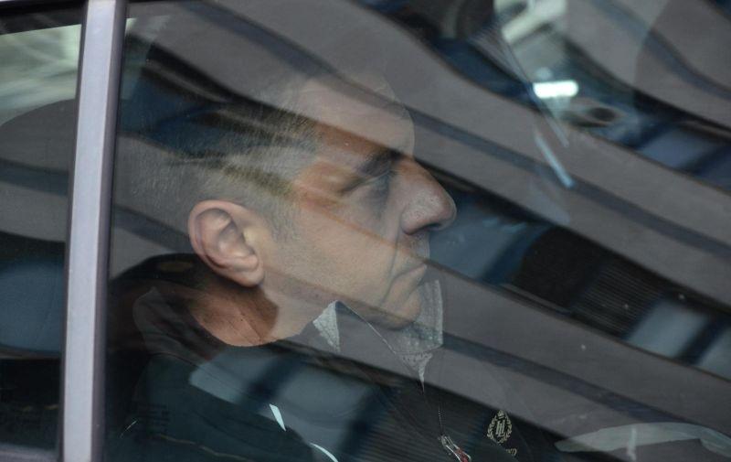 26.03.2019., Pula - Priveden Gianni Rossanda, bivsi predsjednik Uprave Uljanika. Photo: Dusko Marusic /PIXSELL