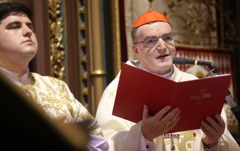 Nadbiskup Josip Bozanić