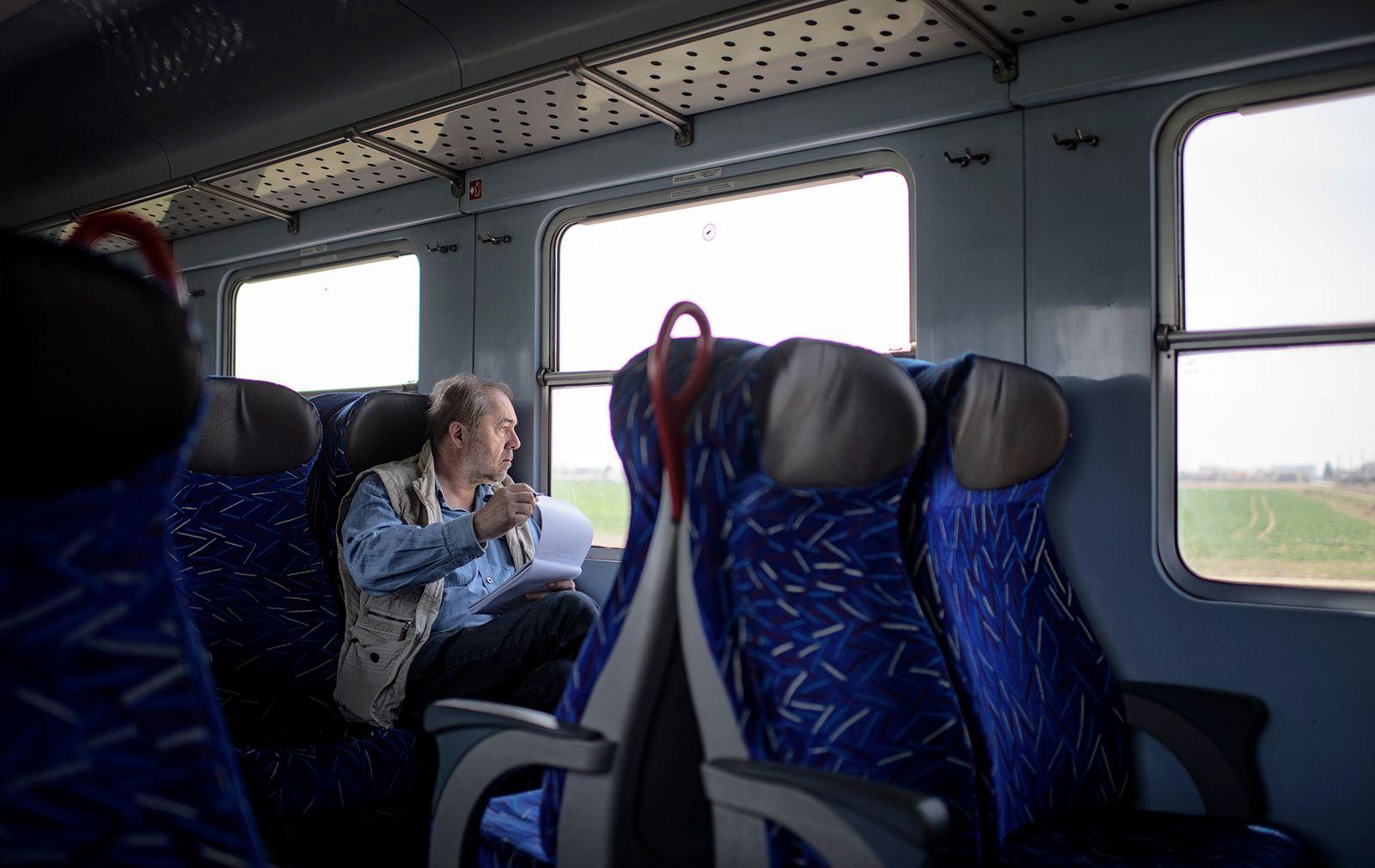 Fotoreportaza Hedl Testira Najgore Vlakove U Eu Najbrze Linije Hz A Kasne 28 Minuta A Brzi Su Kao 1933 Telegram Hr