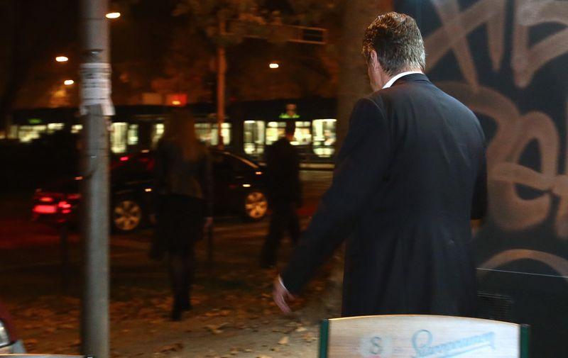 09.11.2015., Zagreb - Docek rezultata parlamentarnih izbora u stozeru Socijaldemokratske partije Hrvatske u Tvornici kulture.  Zoran Milanovic. Photo: Sanjin Strukic/PIXSELL