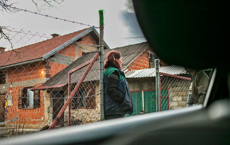 Stanovnica Svračkova Sela
