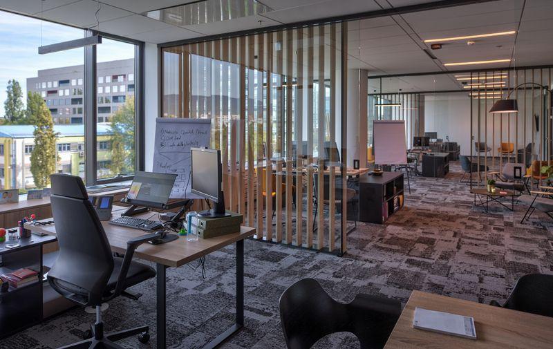 Jedan od njihovih ureda u zagrebačkoj Radničkoj, u kojima trenutačno radi više od 300 ljudi