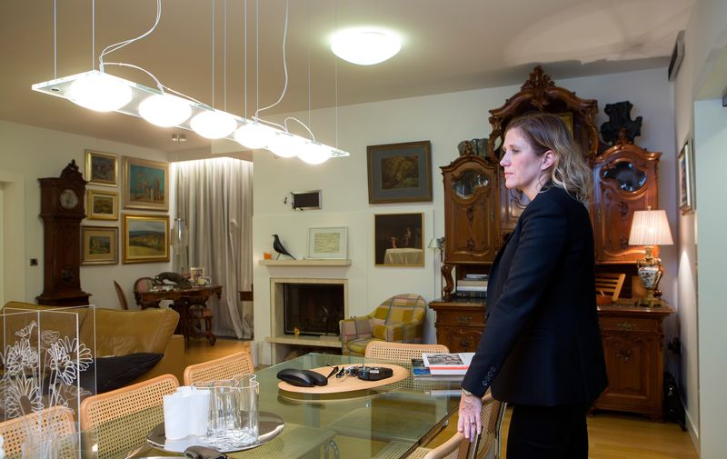 Zrinka Paladino u svom domu