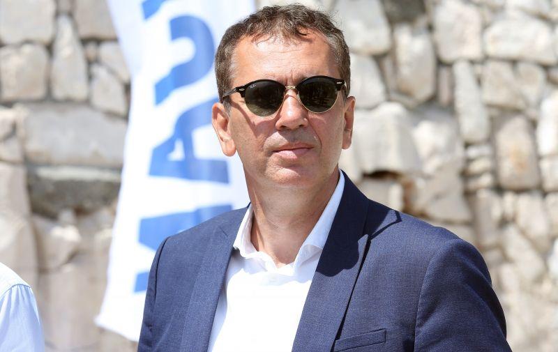 02.08.2016., Sibenik - Zamjenik ministra turizma Robert Pauletic. Photo: Dusko Jaramaz/PIXSELL