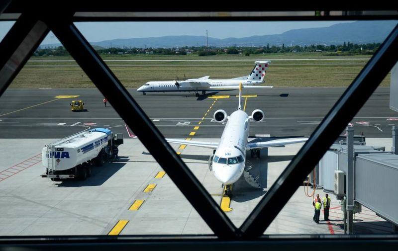 Croatia Airlines U Listopadu Je Otkazala Hrpu Međunarodnih Letova Reducirali Su I Neke Domace Telegram Hr