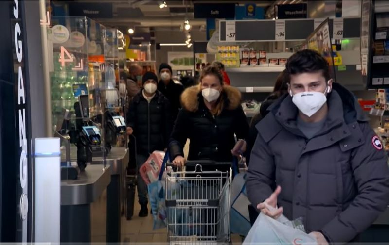 U Njemačkoj i Austriji obične maske više nisu dovoljne. Možemo li slične  poteze očekivati kod nas? | Telegram.hr