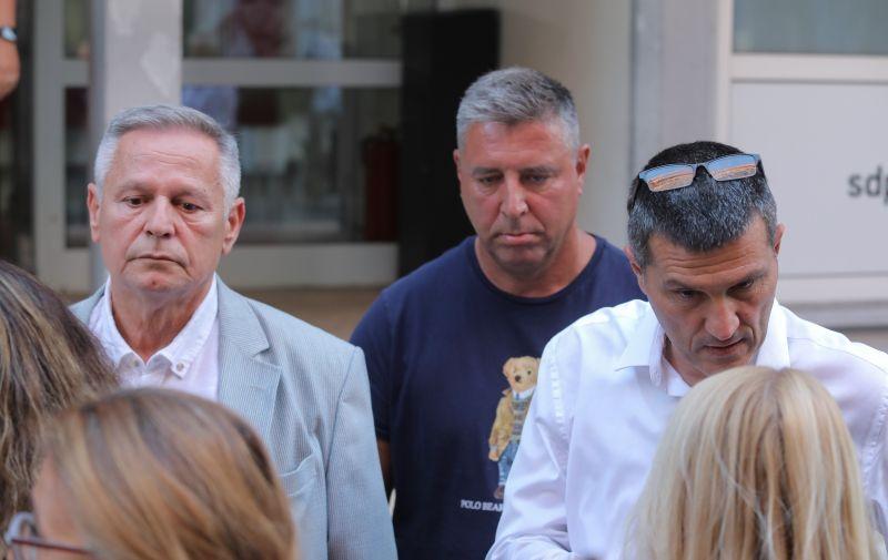 14.09.2021., Zagreb - U sredisnjici SDP-a odrzala se sjednica Kluba zastupnika SDP-a. Davorko Vidovic.  Photo: Tomislav Miletic/PIXSE
