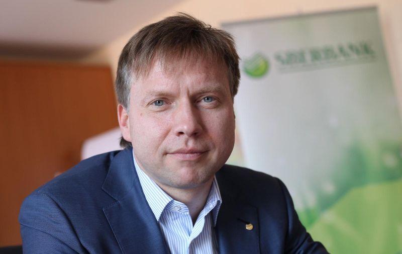29.05.2017., Zagreb - Maksim Poletaev, potpredsjenik ruske Sberbanke. Photo: Boris Scitar/Vecernji list/PIXSELL