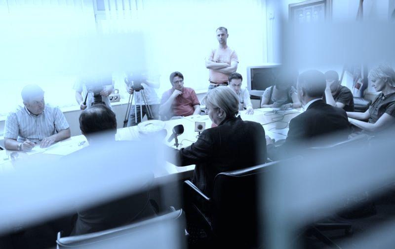 07.07.2010., Zagreb – U zgradi Ustavnog suda odrzala se press konferencija. Na konferenciji su nazocili predsjednica Ustavnog suda Jasna Omejec, zamjenik predsjednice Ustavnog suda Aldo Radolovic, Teodor Antic. Photo: Marko Lukunic/PIXSELL Članak se nastavlja ispod oglasa