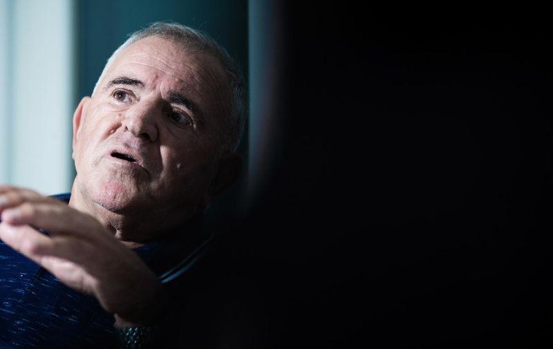 21.07.2021., Primosten - Rahim Ademi, general HV-a. Photo: Milan Sabic/PIXSELL
