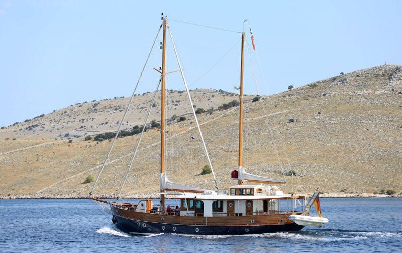 Kornatsko otočje 30.08.2018., Kornati, Kornatsko otocje. Photo: Dusko Jaramaz/PIXSELL