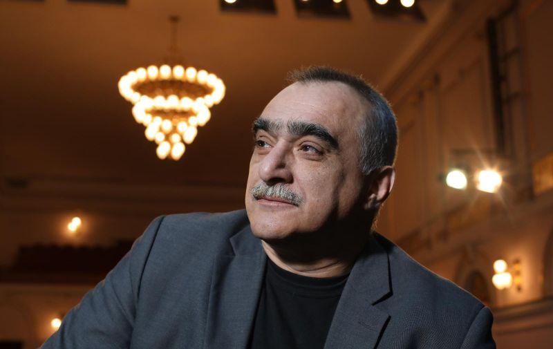 07.03.2018., Karlovac - Srecko Sestan, ravnatelj Gradskog kazalista Zorin dom. Photo: Boris Scitar/Vecernji list