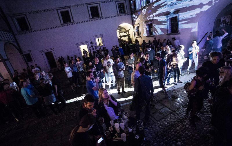 Atmosfera na prošlogodišnjem MOP festivalu u Varaždinu
