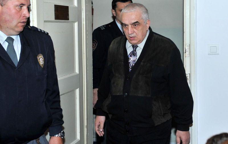 26.04.2011., Zagreb - Na Zupanijskom sudu objavljena je presuda bivsem direktoru Croatia busa Leonu Sulicu.  Photo: Marko Lukunic/PIXSELL