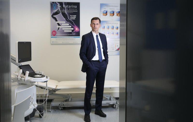 26.03.2019. Karlovac - Prof. dr. sc. Dragan Primorac, lijecnik i geneticar. Photo: Boris Scitar/Vecernji list/PIXSELL
